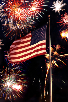 American Holiday - FOURTH OF JULY