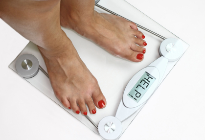 how to find body weight without a scale