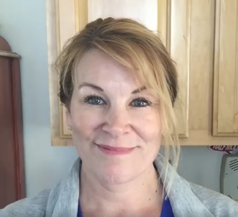 Facebook Live video Jennifer Ledford - One of the hardest and best things I've ever done - Blog Post