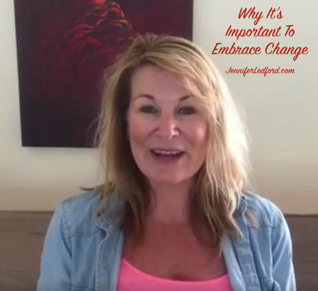 The Power of Embracing Change